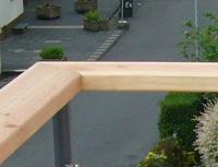 Beaufiful Balkon Handlauf Holz Images Balkon Handlauf Aus Holz